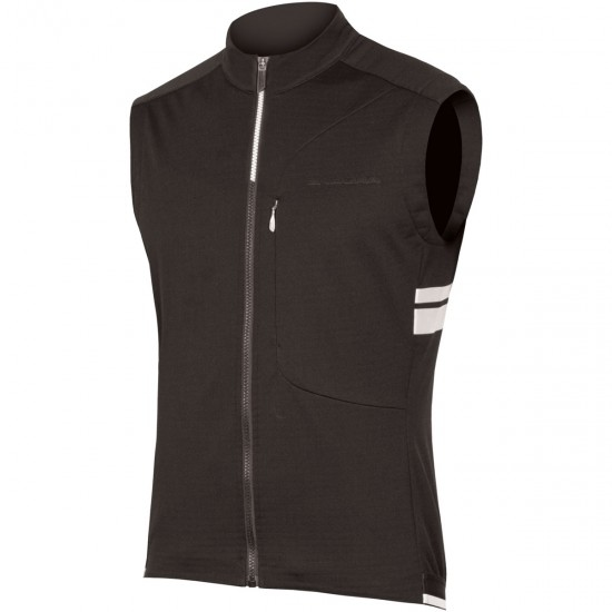 ENDURA Windchill Black Vest