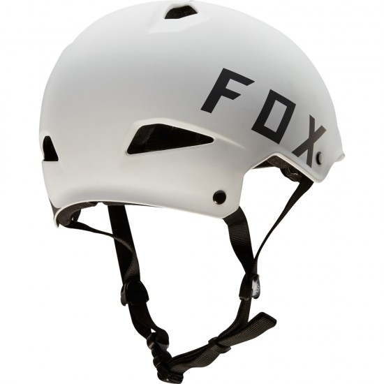 FOX Flight Eyecon Matte White Helmet