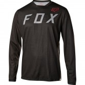 FOX Indicator L/S 2018 Moth Heather Black