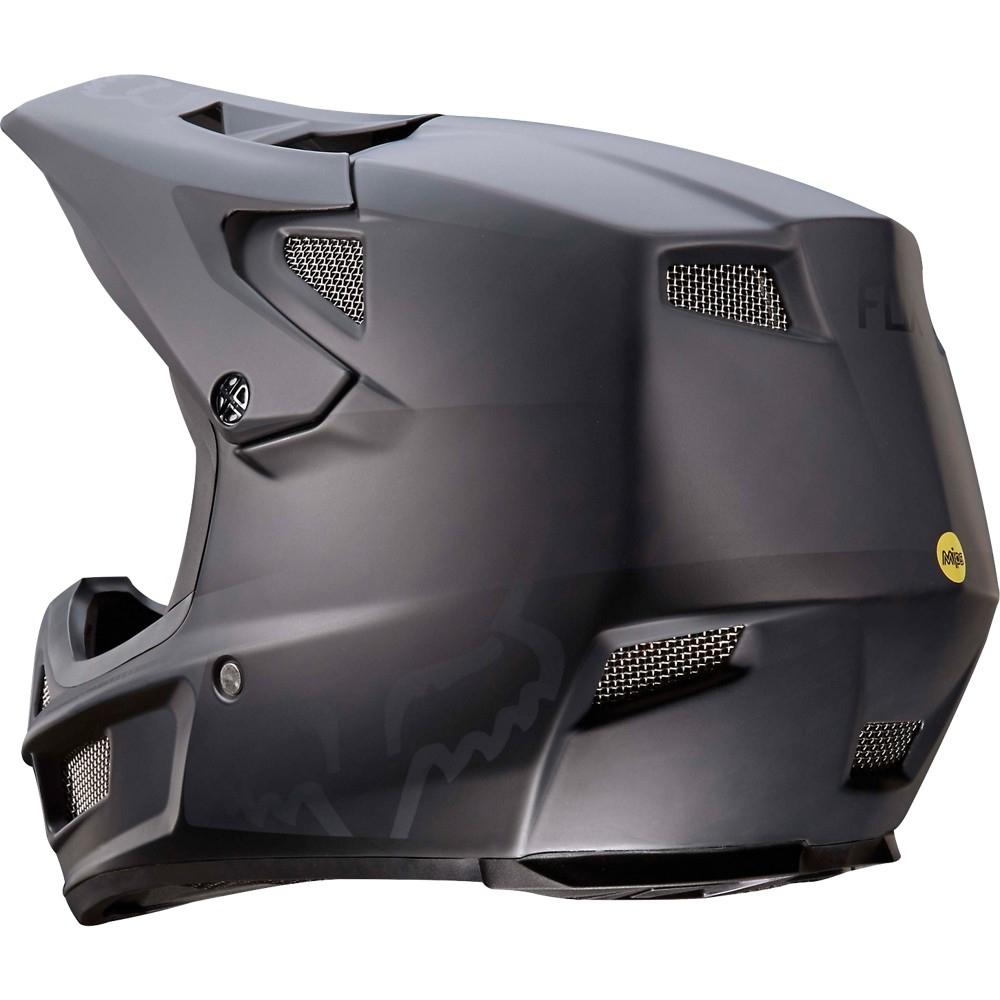 Pro Xpo Matte Black Cws: Casque FOX Rampage Pro Carbon Matte Black · Motocard
