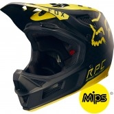 Rampage Pro Carbon 2018 Moth Black / Yellow