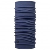 BUFF Midweight Merino Wool Solid Estate Blue