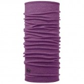 BUFF Midweight Merino Wool Purple Melange