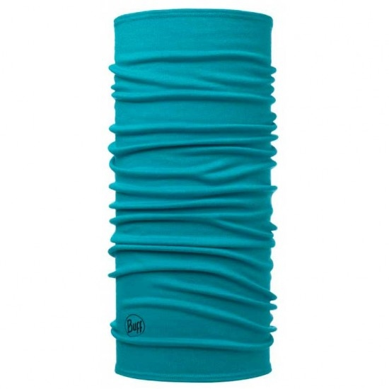 Termico BUFF Midweight Merino Wool Solid Turquoise