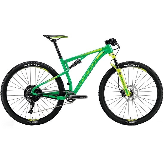"Mountainbike MERIDA Ninety Six 600 29"" 2018 Verde"