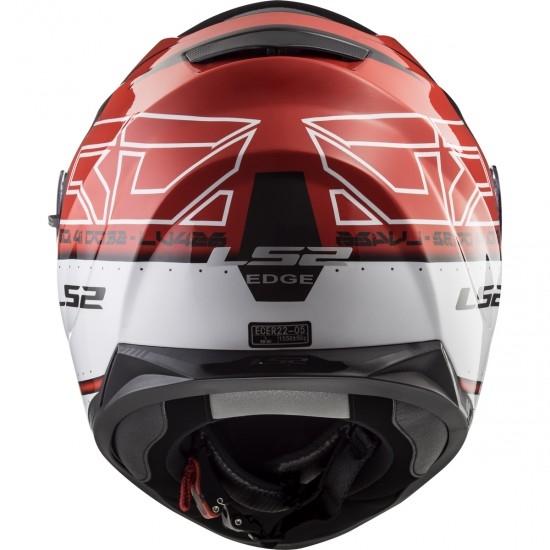 Casco LS2 FF320 Stream Evo Kub Red /  Black