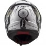 Casco LS2 FF353 Rapid Boho White / Black / Pink