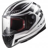 LS2 FF353 Rapid Carborace White / Black