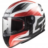 LS2 FF353 Rapid Grid White / Red