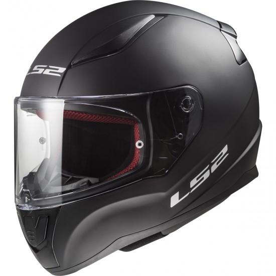 Helm LS2 FF353 Rapid Matt Black