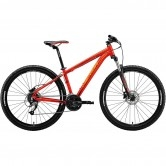 "MERIDA Big Seven 40 27,5"" 2018 Red / Orange / Black"