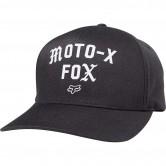 FOX Arch Flexfit Black Vintage