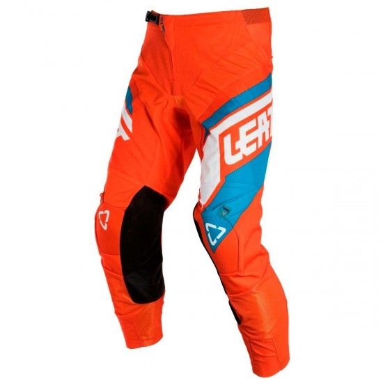 Hose LEATT GPX 4.5 2018 Orange / Denim