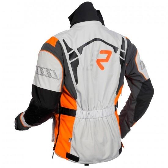 Chaqueta RUKKA Roughroad Gore-Tex Grey / Orange