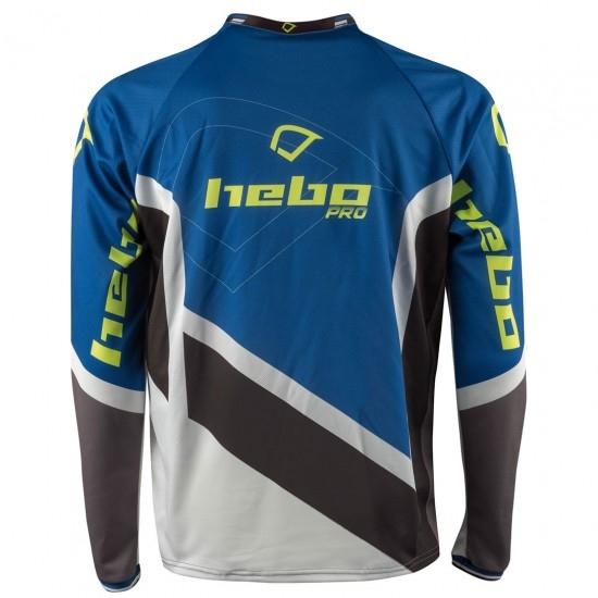 Maglietta HEBO Pro 18 Blue