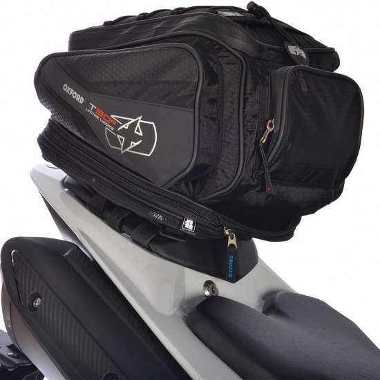 OXFORD T30R Black Bag