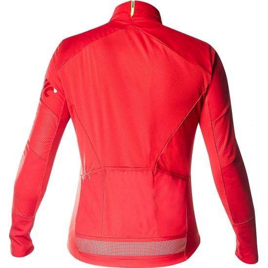 Bike Trikot MAVIC Cosmic Pro Wind Haute Red