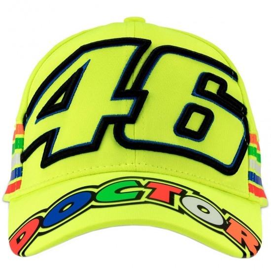VR46 Rossi 46 Doctor 305028 Cap
