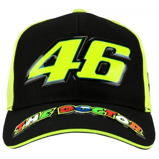 Gorra VR46 46 The Doctor VR 46 308103 Junior