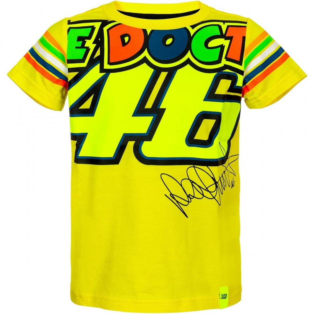 Rossi Doctor 307901 The 46 Junior Road Vr46 Maillot Off 0w8nNvm
