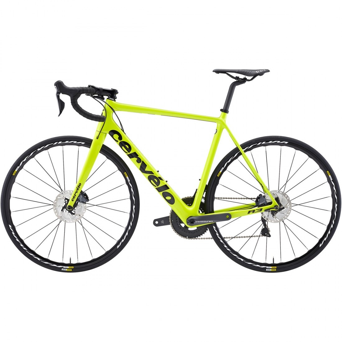 rennrad cervelo r3 disc ultegra di2 2018 fluoro black. Black Bedroom Furniture Sets. Home Design Ideas