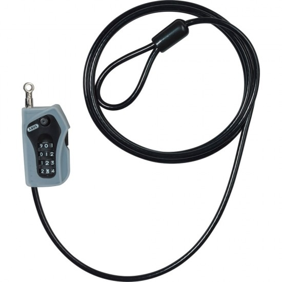 Lucchetto ABUS Combiloop 205 Black