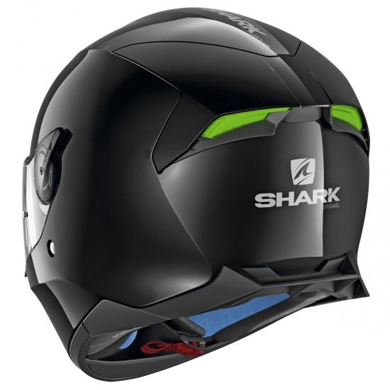 Casque SHARK Skwal 2 Blank Black
