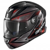 SHARK Skwal 2 Draghal Black / Anthracite / Red