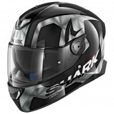 SHARK Skwal 2 Trion Black / Chrom / Anthracite