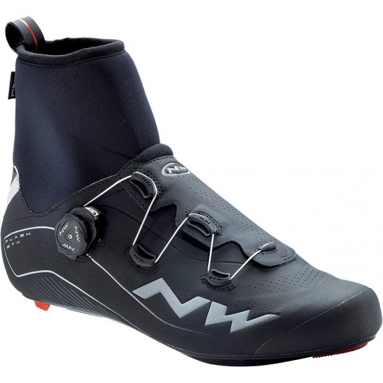 Zapatillas NORTHWAVE Flash GTX Black