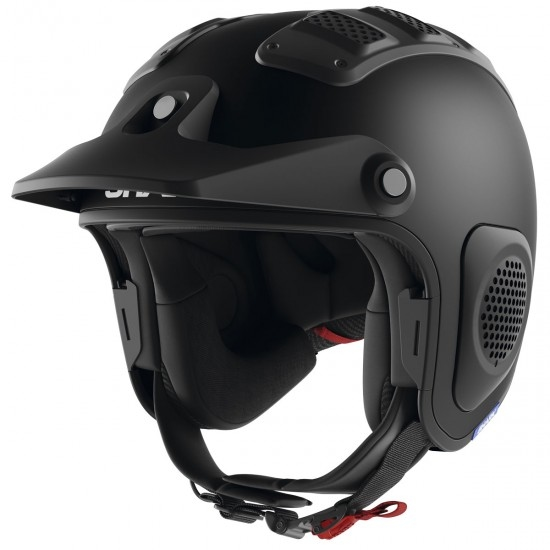 Casco SHARK Atv-Drak Mat Black