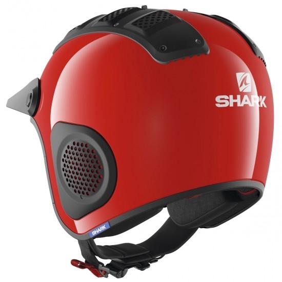 Casco SHARK Atv-Drak Red