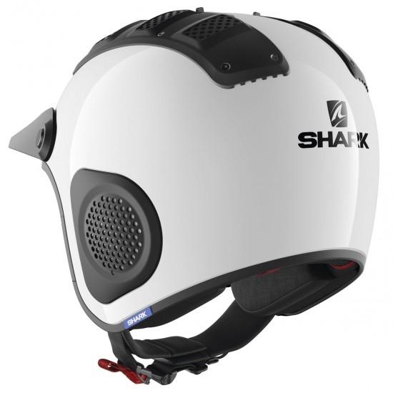 Casco SHARK Atv-Drak White Azur