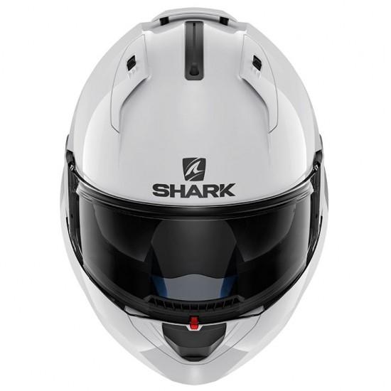 Casco SHARK Evo-One 2 Blank White Azur