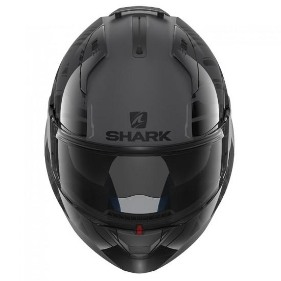 Casco SHARK Evo-One 2 Lithion Dual Anthracite / Black / Anthracite