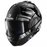 SHARK Evo-One 2 Lithion Dual Black / Chrom / Anthracite