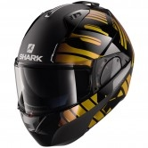 SHARK Evo-One 2 Lithion Dual Black / Chrom / Gold