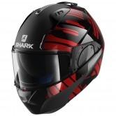 Evo-One 2 Lithion Dual Black / Chrom / Red