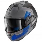 Evo-One 2 Slasher Mat Anthracite / Black / Blue