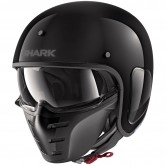 SHARK S-Drak Blank Black