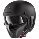 SHARK S-Drak Blank Mat / Black Mat