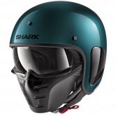SHARK S-Drak Blank Metal Green / Green / Metal