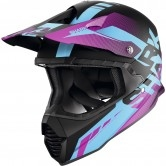 SHARK Varial Anger Black / Blue / Purple