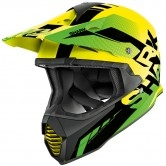 SHARK Varial Anger Yellow / Black / Green