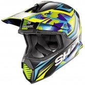 SHARK Varial Replica Tixier Black / Blue / Yellow