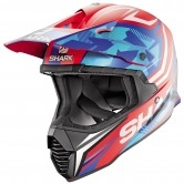 SHARK Varial Replica Tixier Mat Red / White / Blue