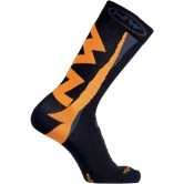 Extreme Winter Black / Orange Fluo