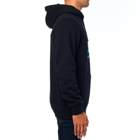 Pull FOX Draft PO Fleece Black