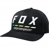 FOX Draftr Flexfit Black