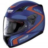 NOLAN N60-5 Practice Flat Cayman Blue
